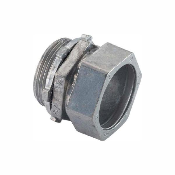 3/4 in. Electrical Metallic Tube (EMT) Compression Connector (25-Pack)