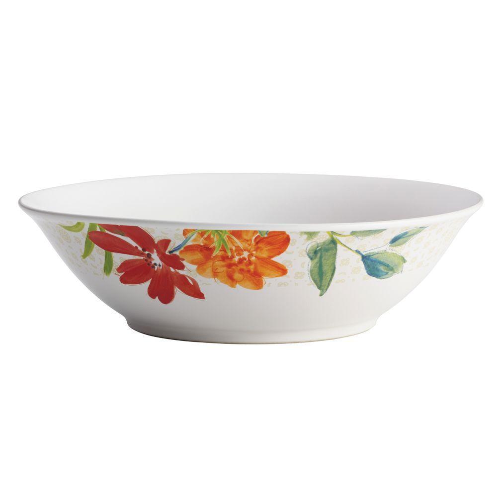 BonJour Dinnerware Al Fresco Stoneware 10 in. Serving Bowl 51930