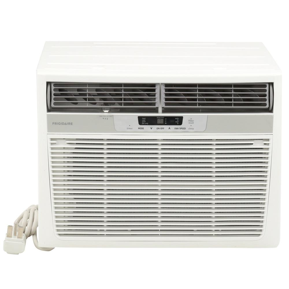 Frigidaire 25,000 BTU Window Air Conditioner with Heat and Remote