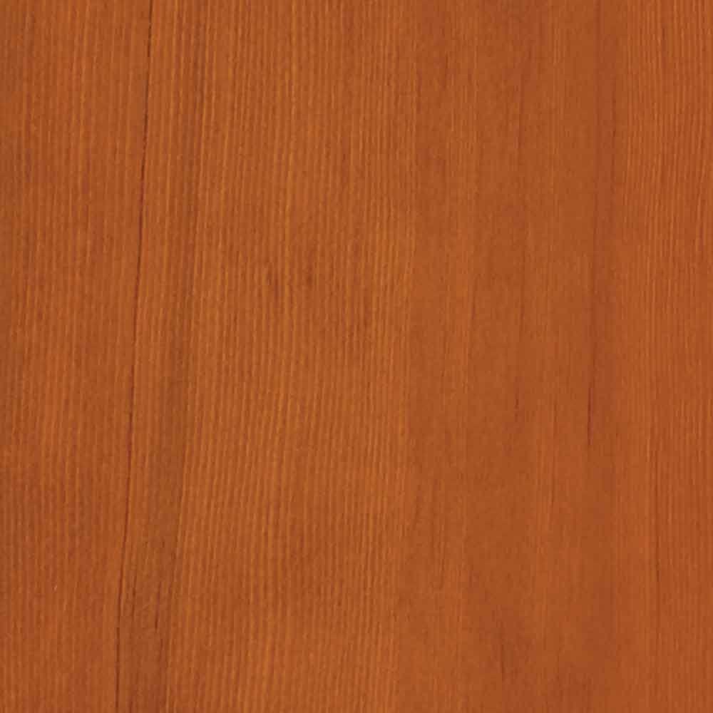 4 in. x 3 in. Wood Garage Door Sample in Fir with Cedar 077 Stain