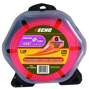 ECHO 1 lb. Donut 0.155 inch Cross-Fire Trimmer Line by ECHO