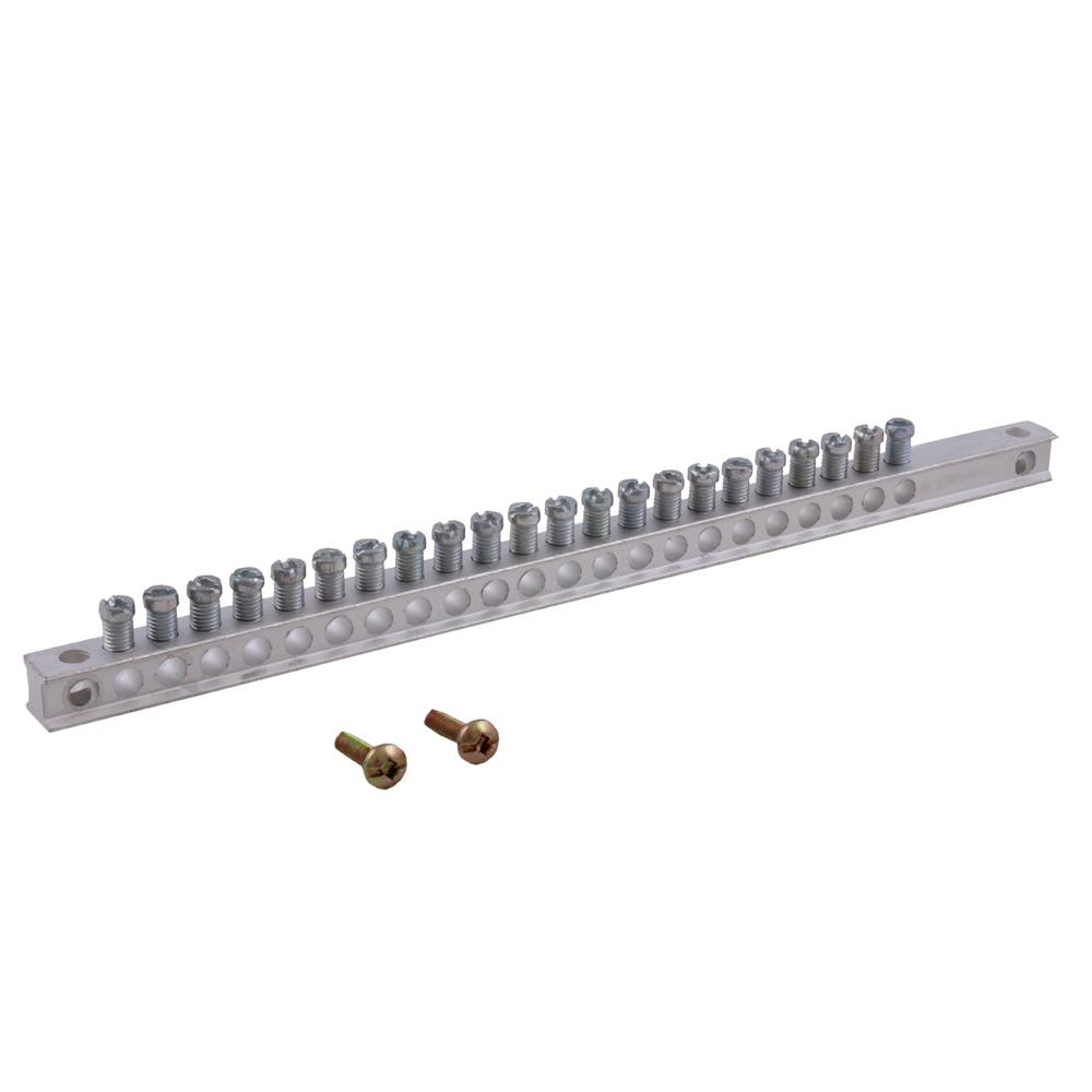 GE TGK24 24-Hole Load Center Ground Bar Kit