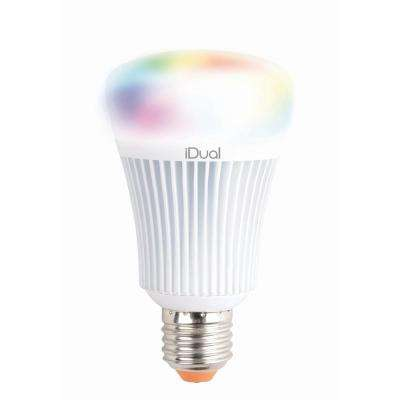 ES06339G 60W Equivalent Warm to Cool white A-Type E26 LED SMART Lightbulb with Remote Control Compatibility