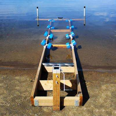 Boat Ramp Kit for craft up to 2,500 lbs.