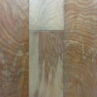 American Birch Silvered 3/8 in. Thick x 4-3/4 in. Wide x Random Length Engineered Click Wood Flooring (22.5 sq.ft./case)