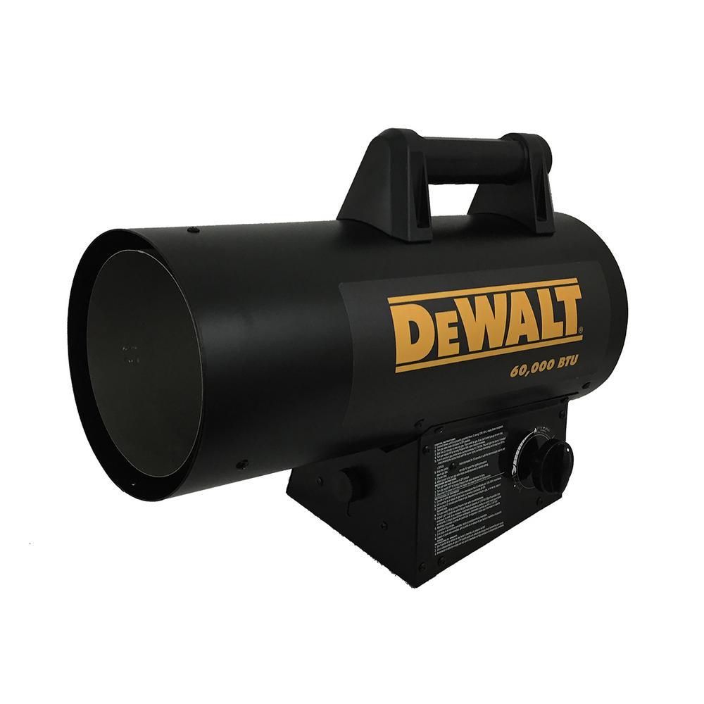 30,000-60000 BTU Forced Air Propane Portable Heater