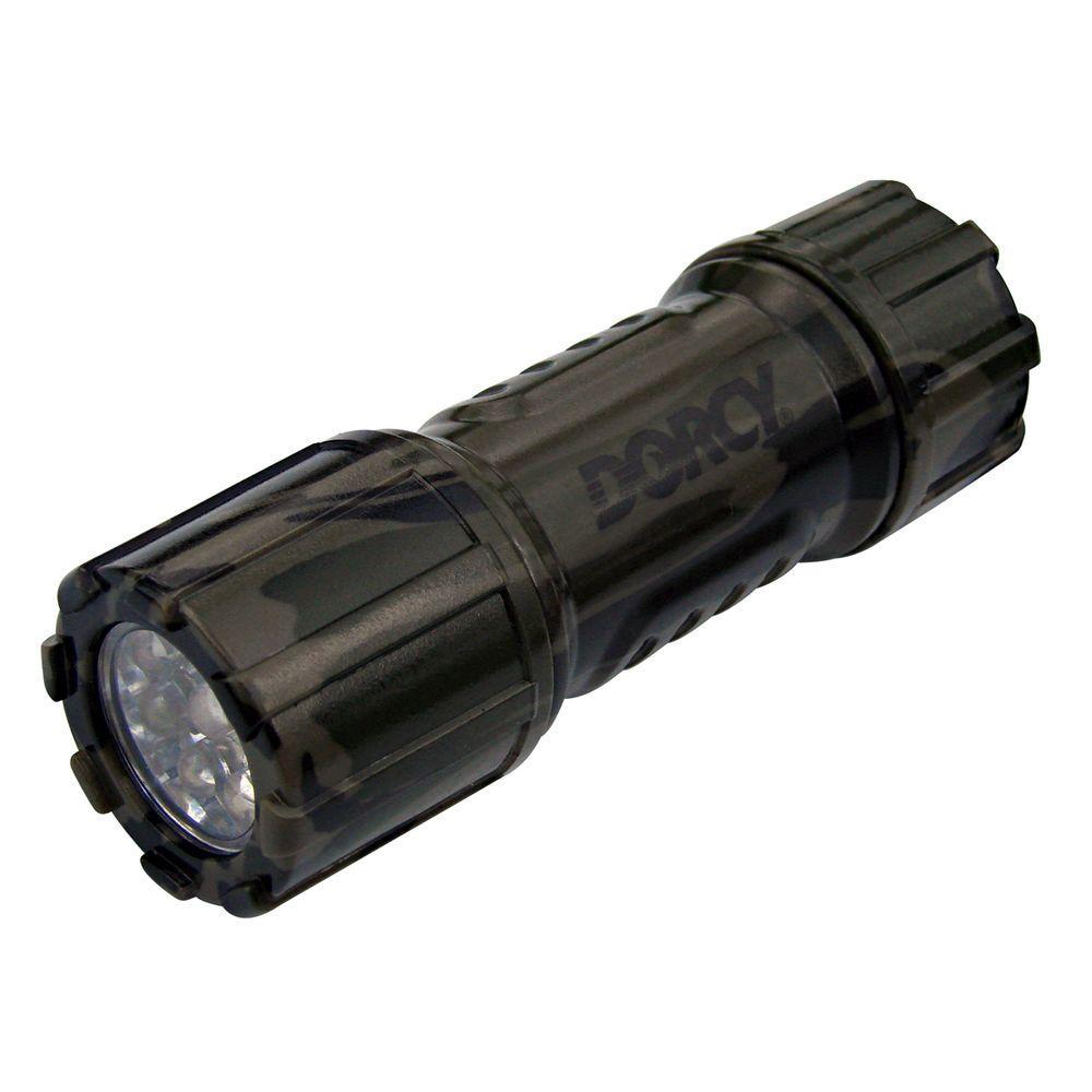 Weather Resistant LED Camouflage Flashlight