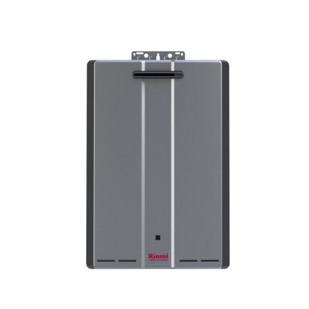 Rinnai Super High Efficiency Plus 10 Gpm Residential 180 000 Btu Natural Gas Exterior Tankless Water Heater