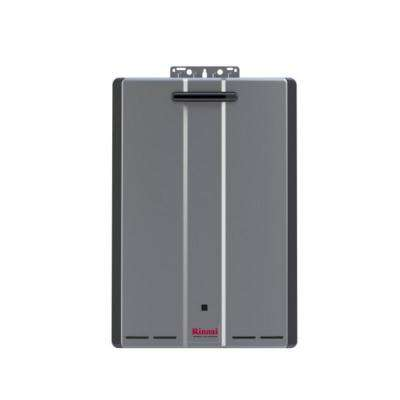 Super High Efficiency Plus 10 GPM Residential 180,000 BTU Natural Gas Exterior Tankless Water Heater