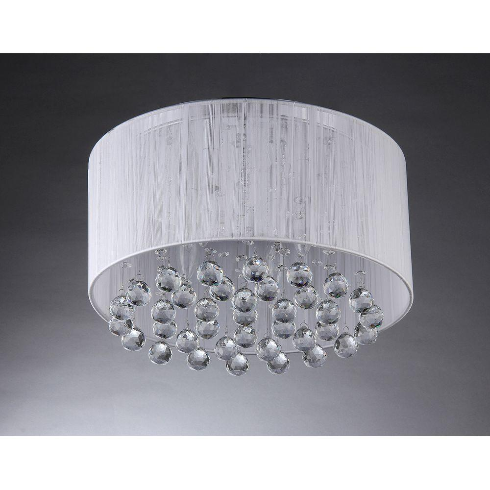 warehouse of tiffany chandelier. Warehouse Of Tiffany Optimus 4-Light Chrome Chandelier T
