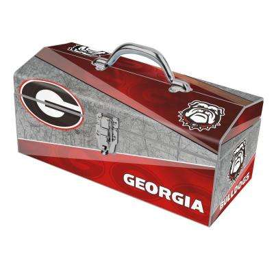 16 in. Georgia Art Tool Box