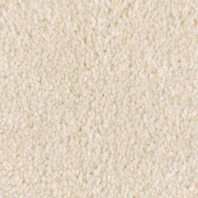 Best Wishes II - Color Bone Texture 12 ft. Carpet