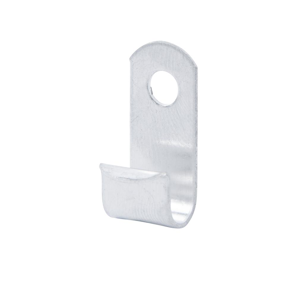 1/4 in. Aluminum EZ Clips (15-Pack)