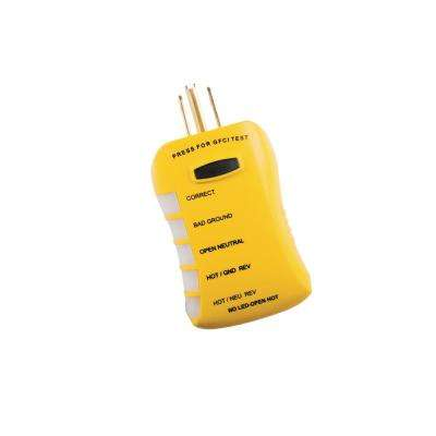 Stop Shock 2 GFCI Outlet Tester