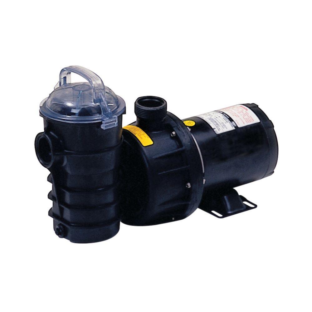 Sea Horse 4920-GPH Self-Priming High Performance Pond Pump
