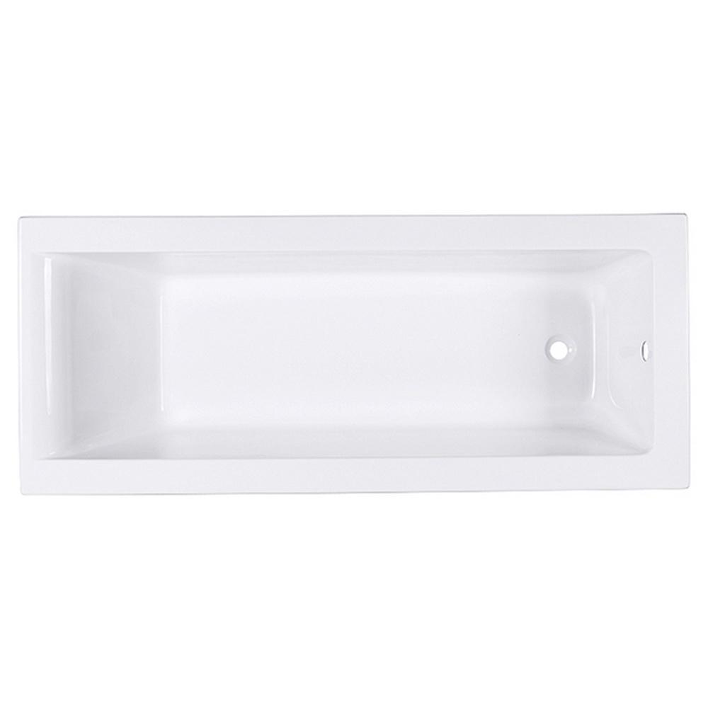 Aqua eden modern 5 6 ft acrylic rectangular drop in front for 6 ft bathtub
