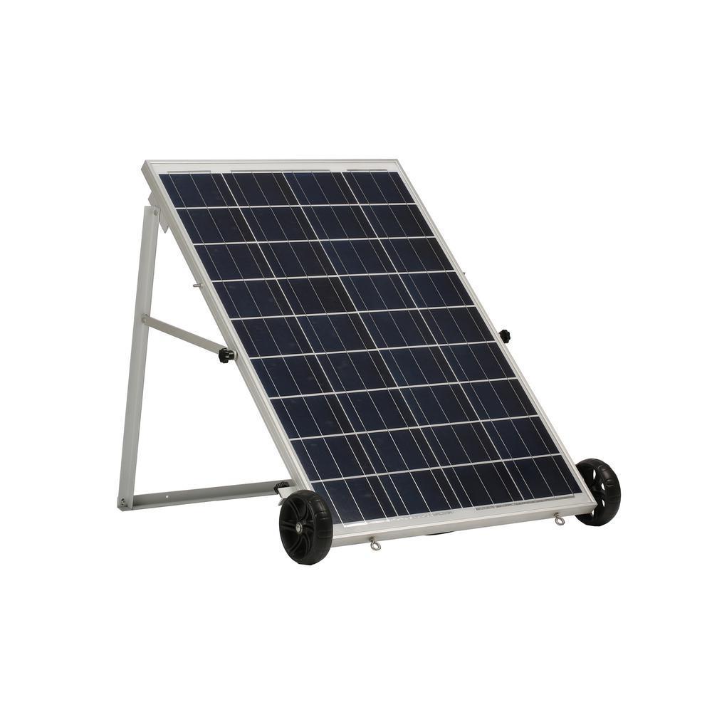 100-Watt Nature's Power Panel Kit for Nature's Generator
