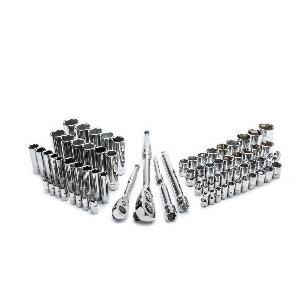 144-Tooth Mechanics Tool Set (75-Piece)
