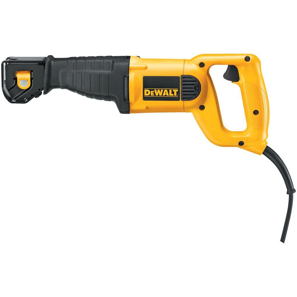 Dewalt 10 amp reciprocating saw dw304pk the home depot dewalt 10 amp reciprocating saw keyboard keysfo Choice Image