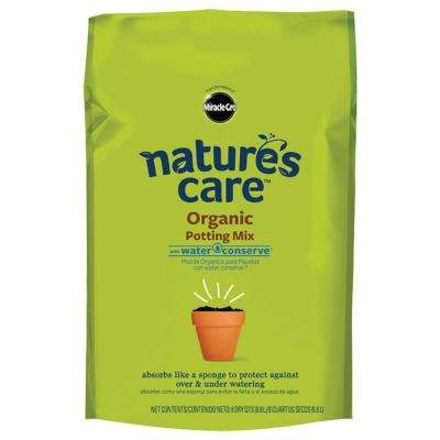 Nature's Care 8 qt. Organic Potting Soil Mix