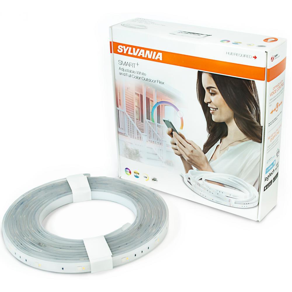 Sylvania SMART+ ZigBee Outdoor Flex Smart Light Strip
