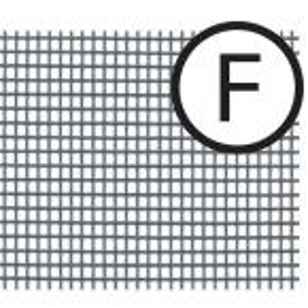 FCS8741-M SAINT-GOBAIN ADFORS Screen,Fiberglass,36 in.x25 ft.,Gray Gray