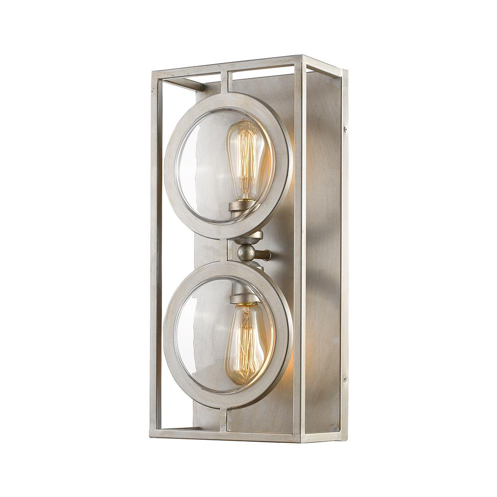 sconces sconce with of decor brushed silver depot size decorative home light nickel holder switch lowes wall large candle