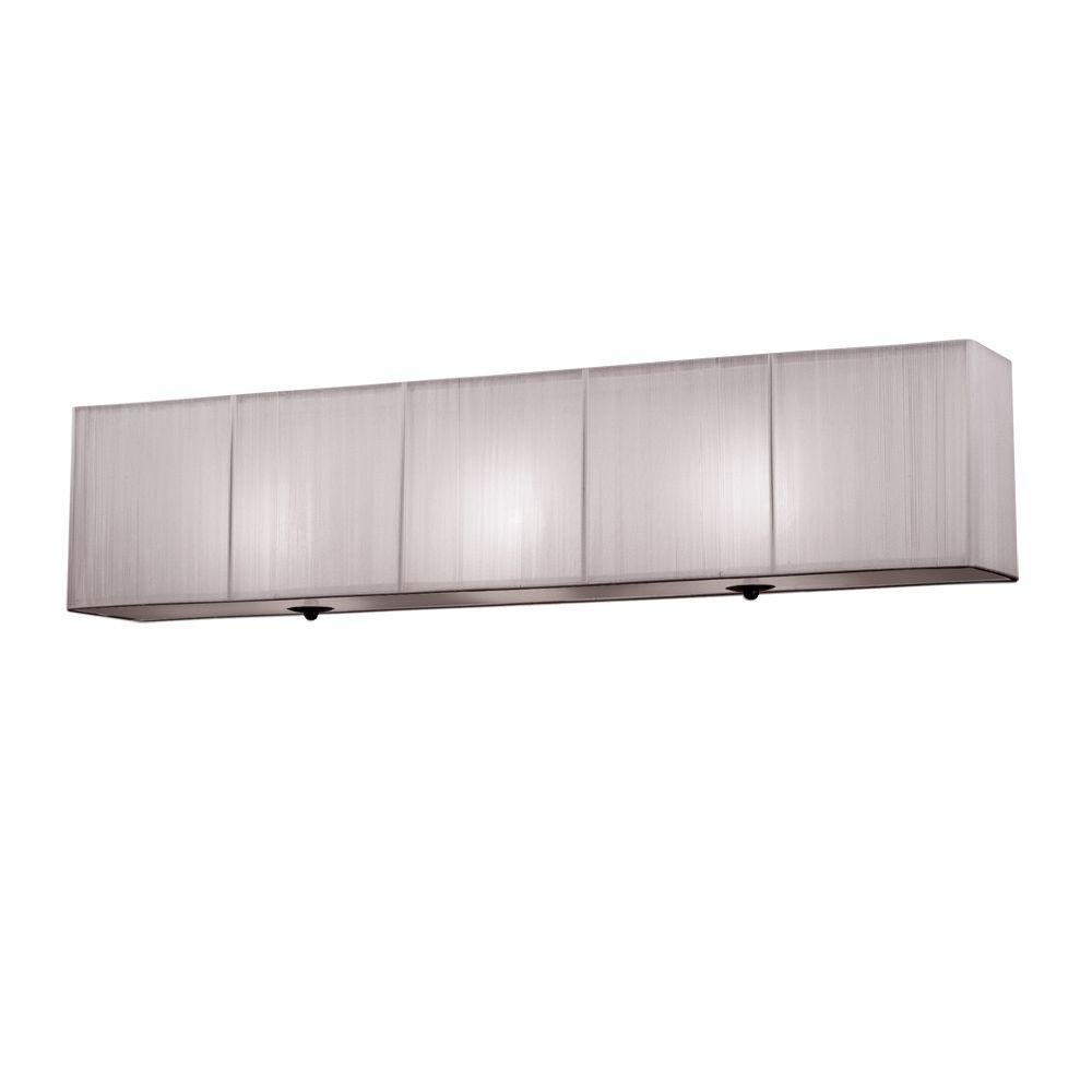 Eurofase Canly Collection 3 Light Chrome Pendant-DISCONTINUED
