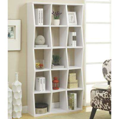 Martin White Bookcase