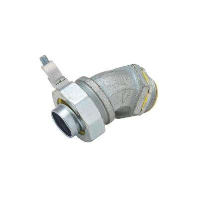 Liquidtight 3/4 in. Insulated Grounding Connector (25-Pack)
