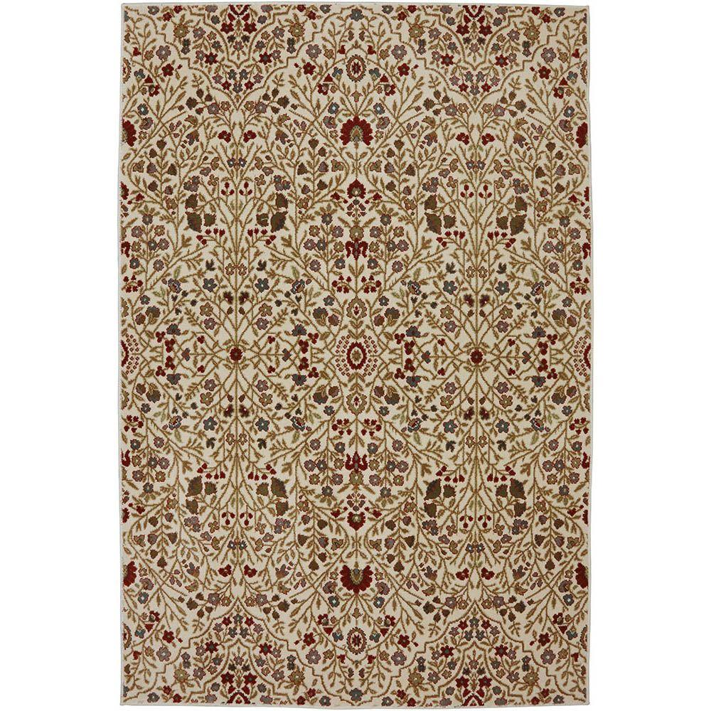 Western Prairie Ivory 3 ft. 6 in. x 5 ft. 6