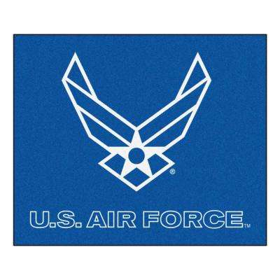 U.S. Air Force 5 ft. x 6 ft. Tailgater Rug