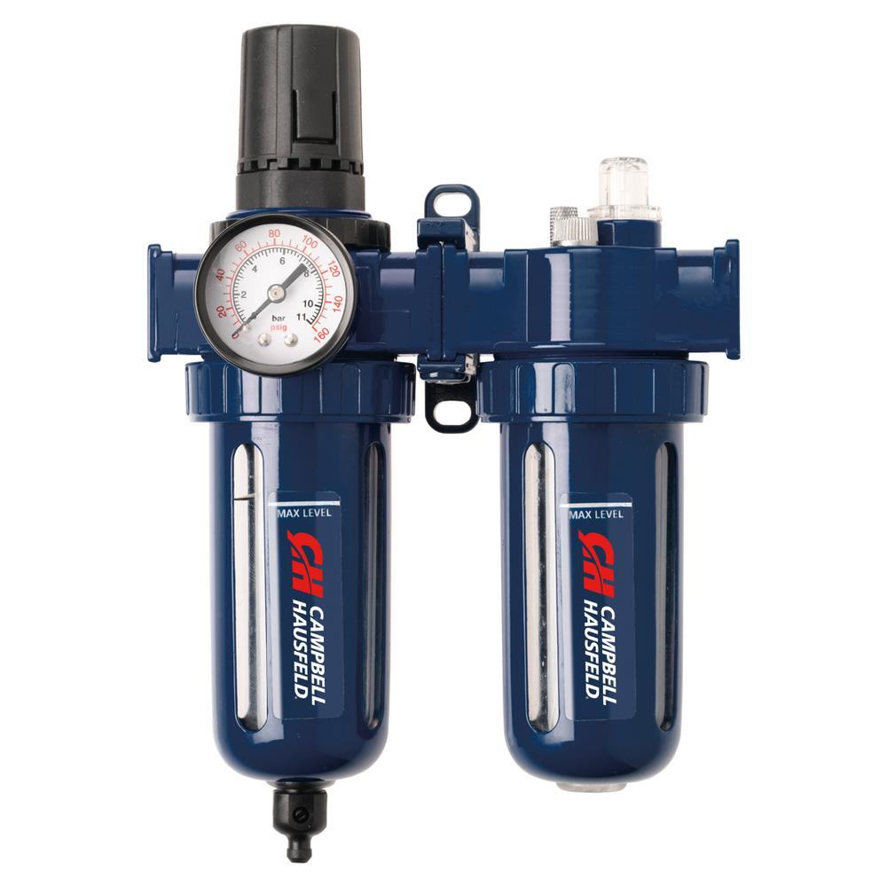 campbell hausfeld air filter and pressure regulator pa207803av the