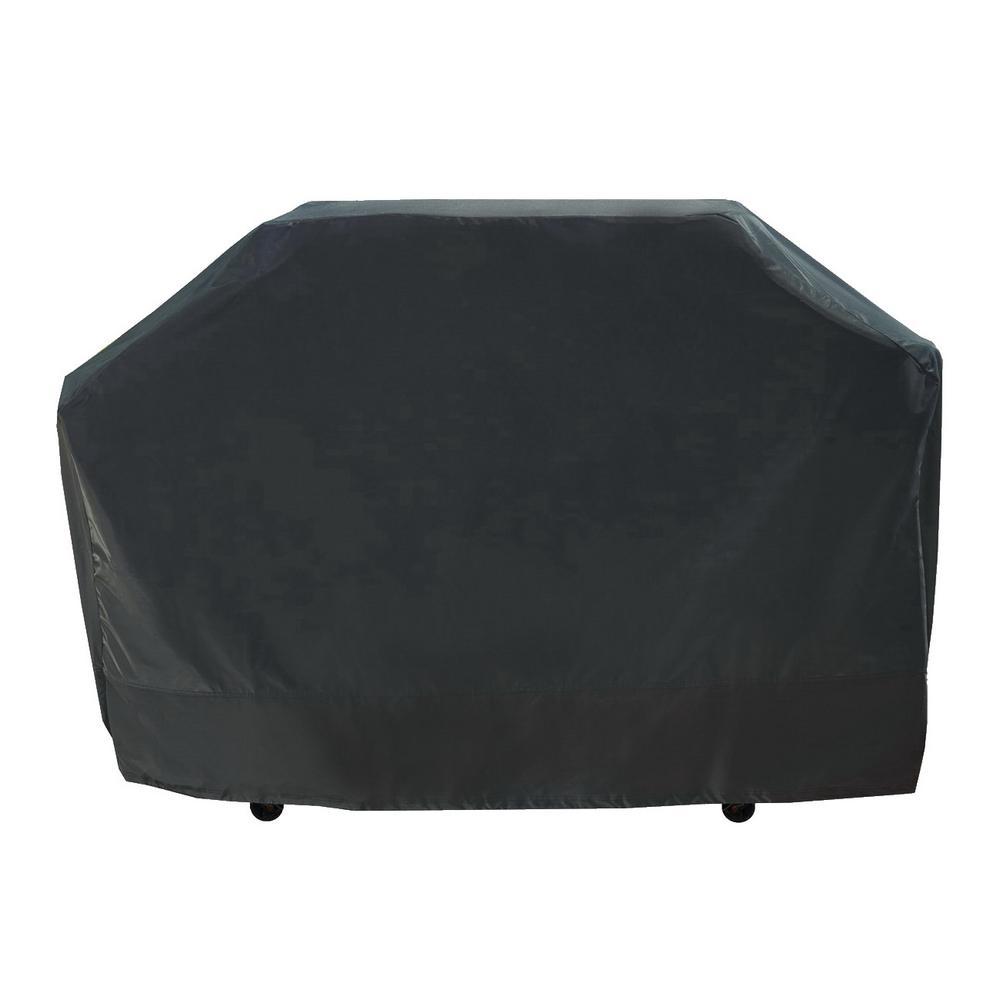 Seasons Sentry 55 in. Premium Small Grill Cover - Black