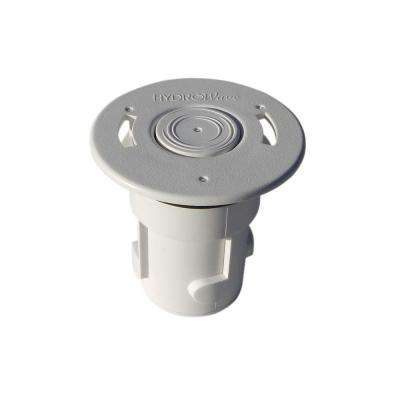 HW6 Low-Flow Paramount PV3 White In-Floor Pool Pop Up Head Replacement