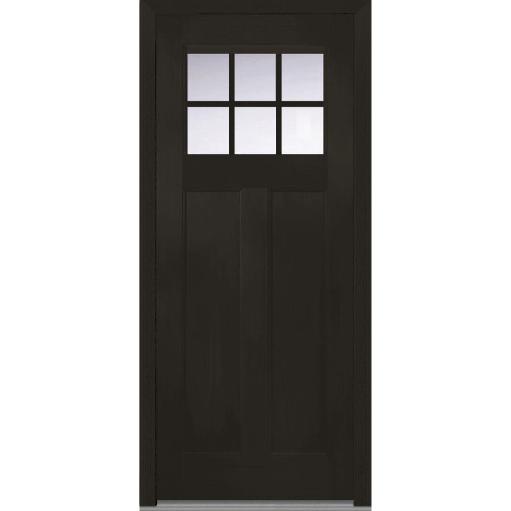 front door home depotSingle Door  Fiberglass Doors  Front Doors  The Home Depot
