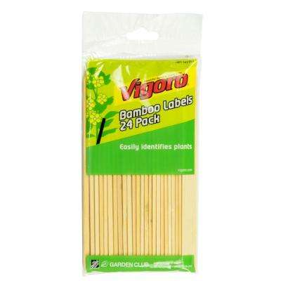 Bamboo Plant Labels