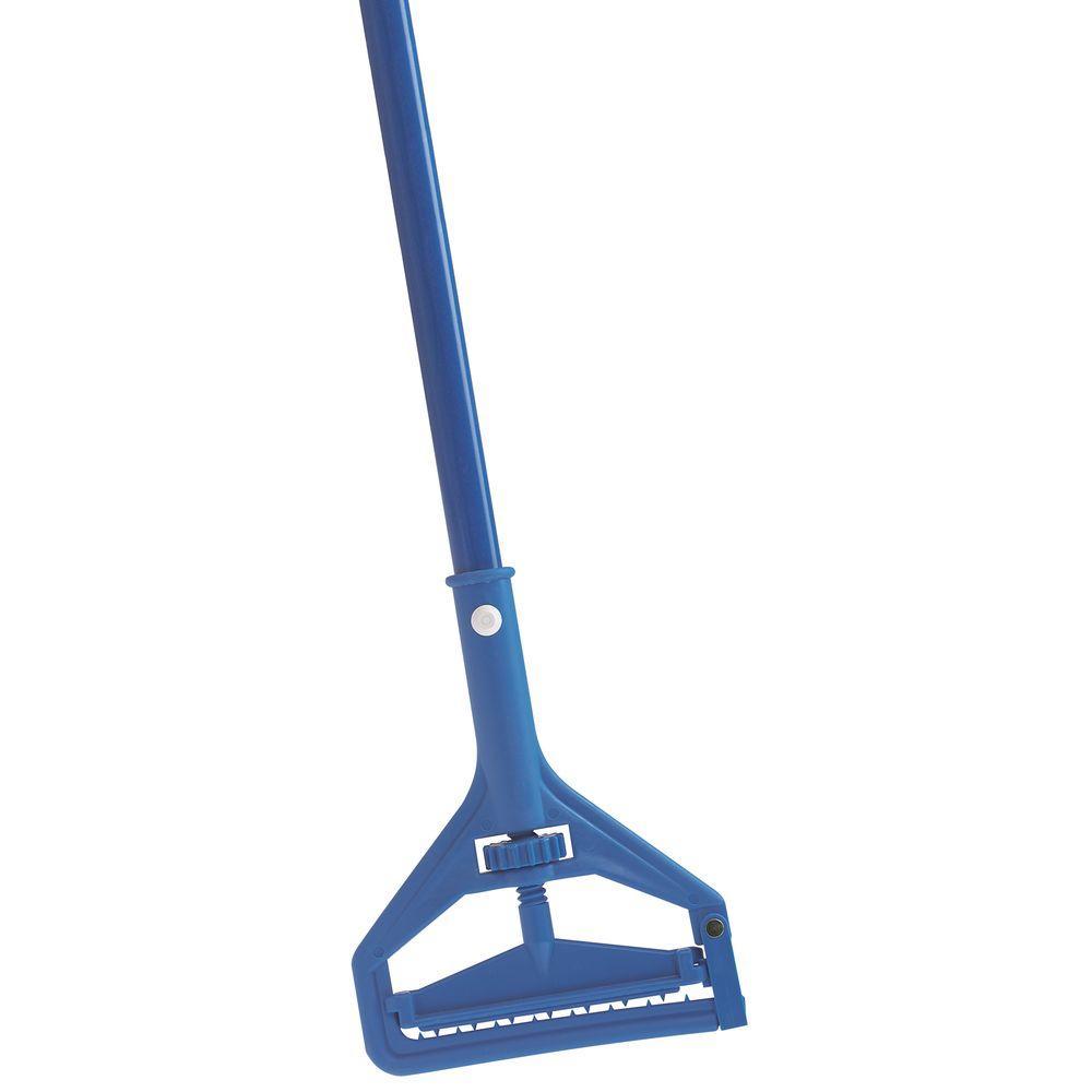 60 in. Quick-Change Mop Head with Fiberglass Handle (Case of 12)