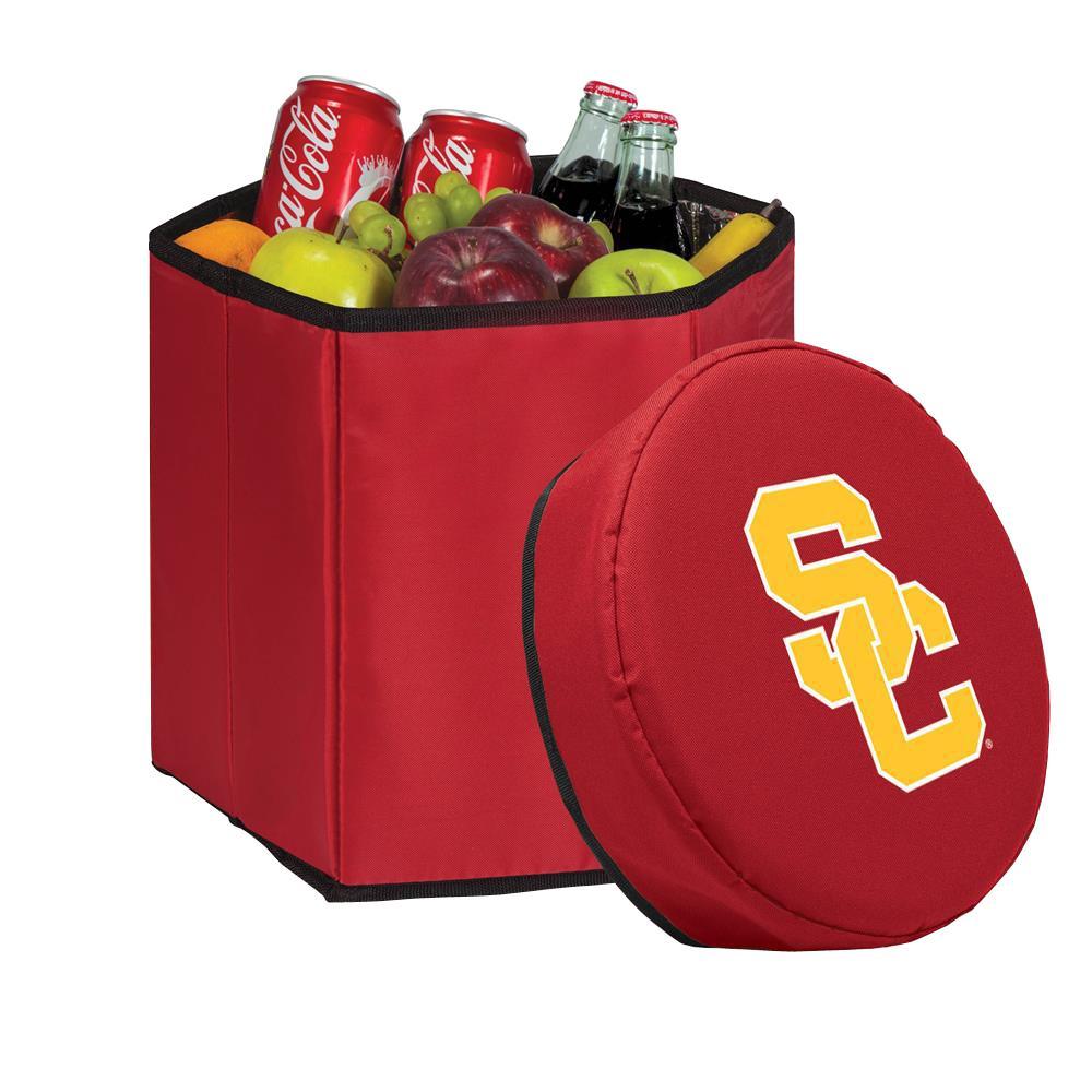 12 Qt. USC Trojans Red Bongo Cooler