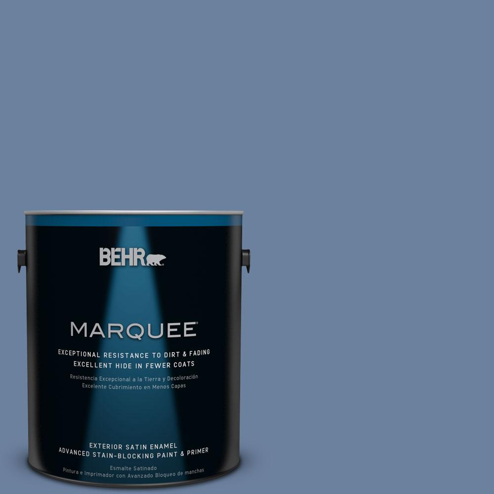 BEHR MARQUEE 1-gal. #S530-6 Extreme Satin Enamel Exterior Paint