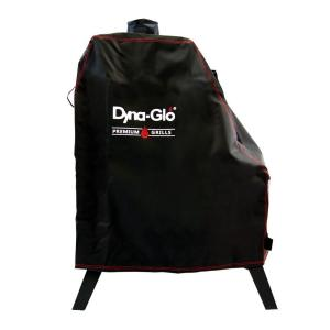 Dyna-Glo Premium Vertical Offset Charcoal Smoker Cover by Dyna-Glo
