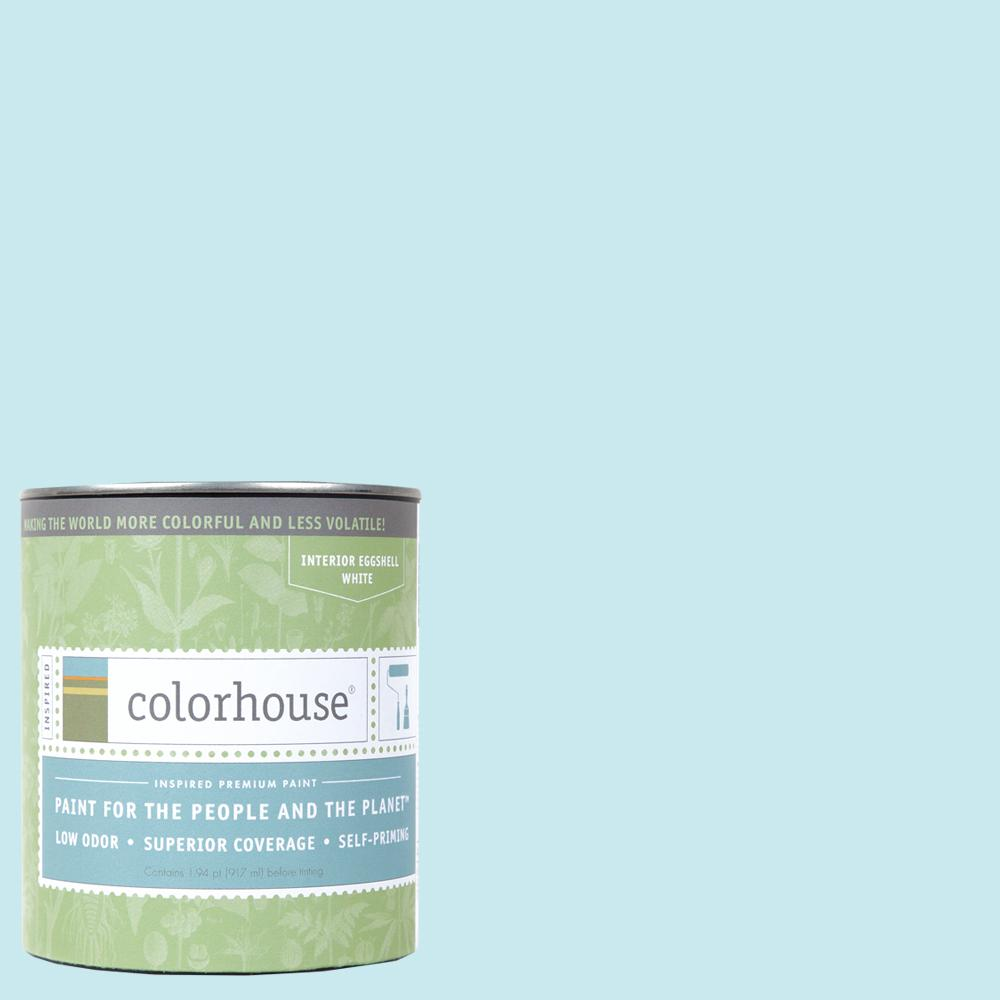 1 qt. Dream .01 Eggshell Interior Paint