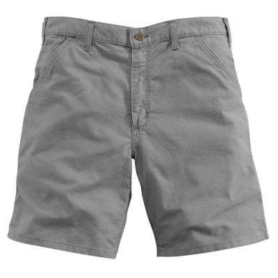 Men's Regular 33 Asphalt Cotton  Shorts