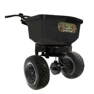 100 lb. Bio-Logic Spreader