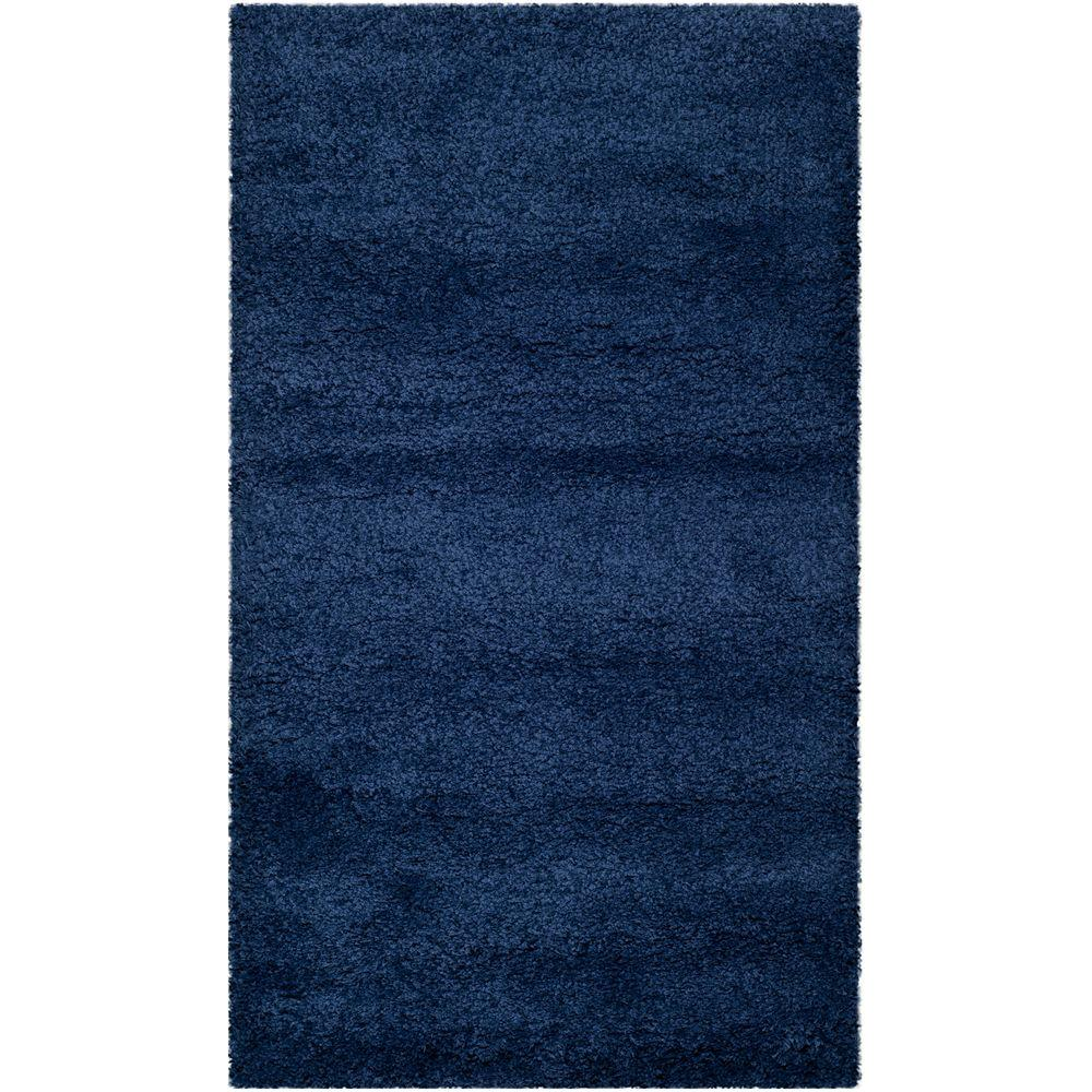 royal blue area shag simple capitangeneral rug