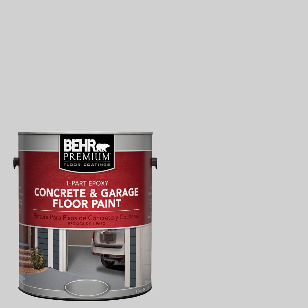 1 gal. #N520-1 White Metal 1-Part Epoxy Concrete and Garage Floor