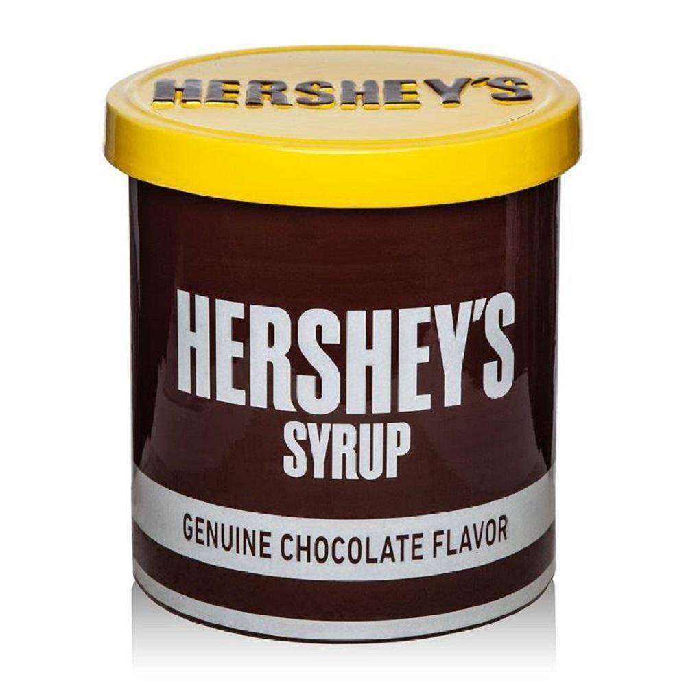 Hersheys Syrup Porcelain Cookie Jar