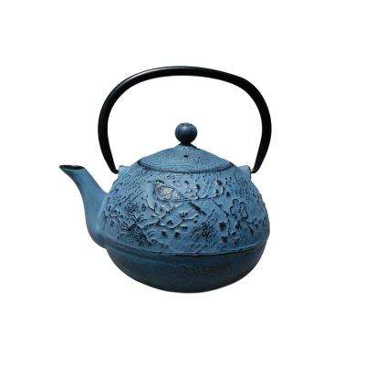 Suzume 3-Cup Teapot in Waterfall Blue