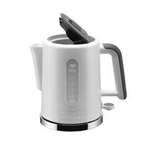Dualit Studio Whitegrey Electric Kettle 72142 The Home Depot