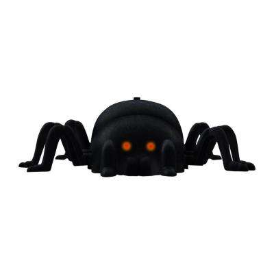 6 in. Halloween Animated Wall Walking ShowHome Spider